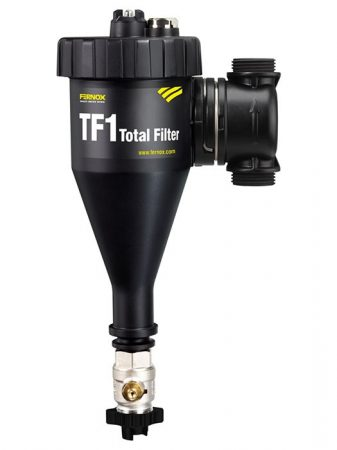 "TOTAL FILTER TF1 1"" EURO FERNOX 62148"