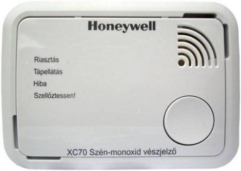 XC70-HU SZÉN-MONOXID VÉSZJELZŐ HONEYWELL